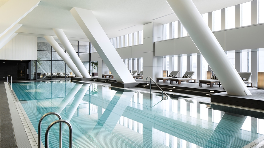 館内施設:フィットネス「プール」