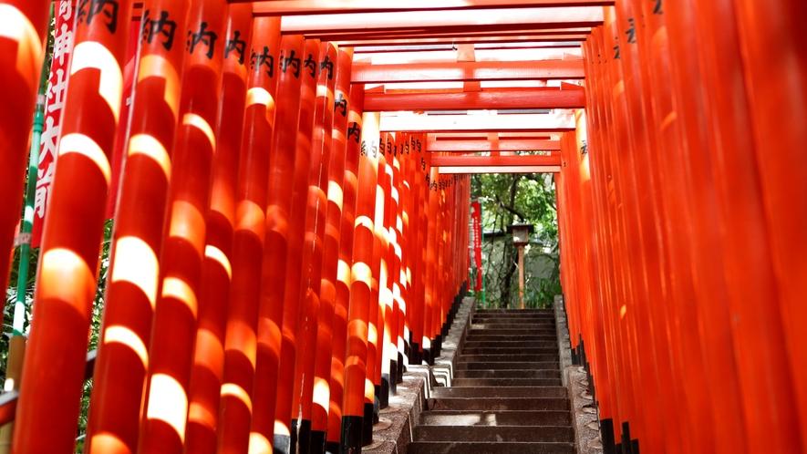 周辺施設:日枝神社