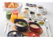 【朝食】オリガミブレックファスト