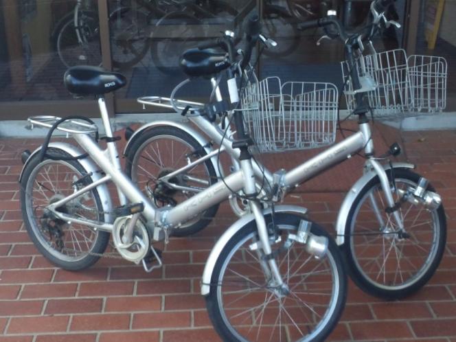 【無料レンタルサイクル】近隣のイオンやコンビニに!街の散策に!ご利用いただいております