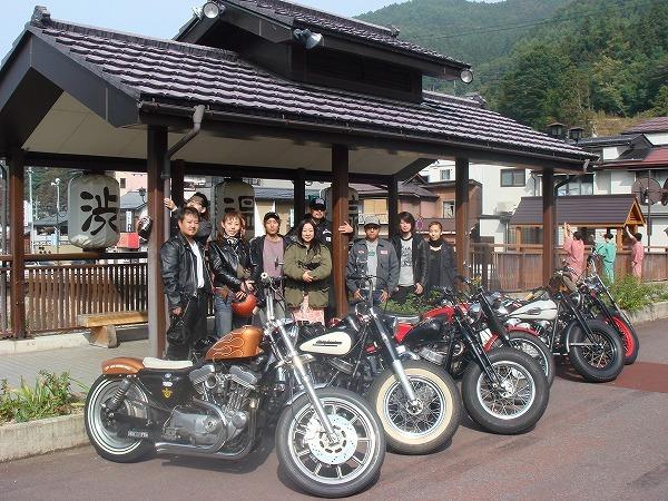 バイクのお客様 4