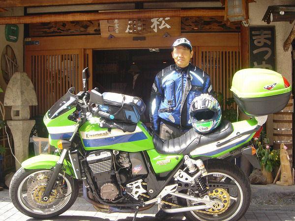 バイクのお客様 9
