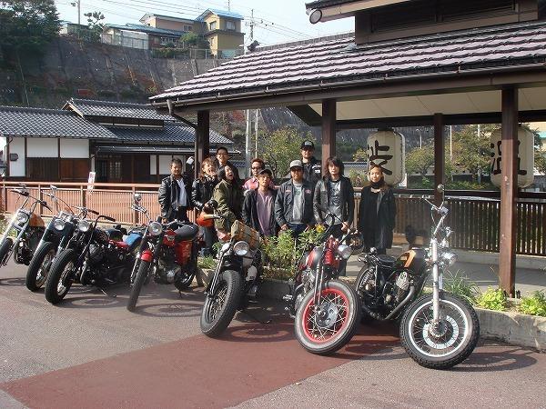 バイクのお客様 5