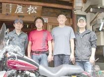 バイクのお客様 8