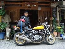 バイクのお客様 2
