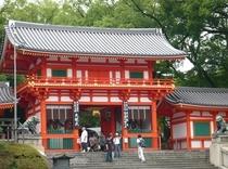 八坂神社や祇園へ徒歩5分