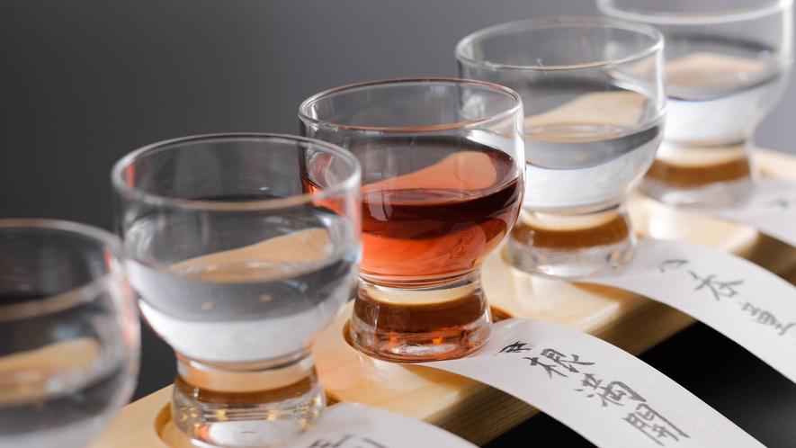 利き酒セット/例