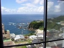 部屋からの眺め2