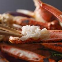 焼き蟹(イメージ)