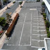 駐車場(正面)