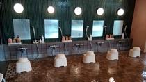【大浴場・御影の湯】洗い場