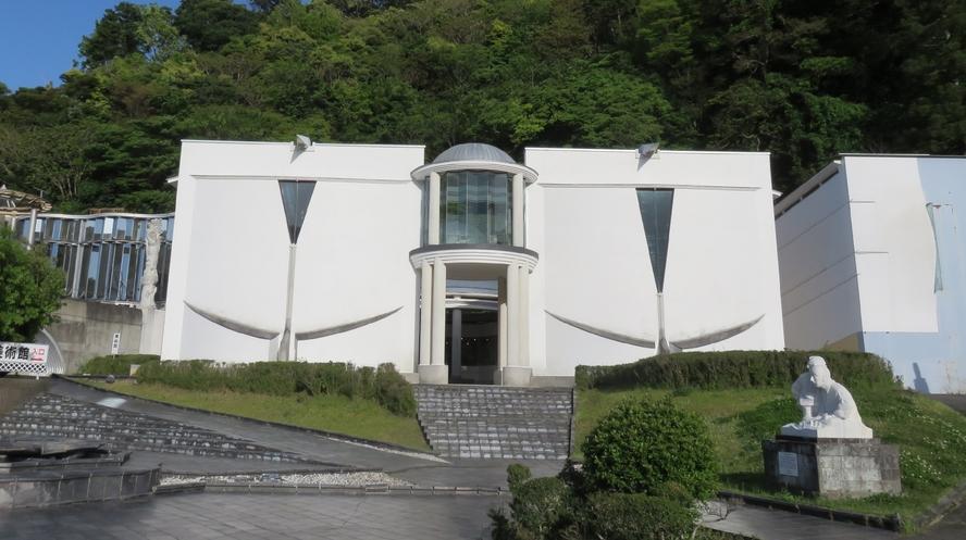 松崎町 伊豆の長ハ美術館 漆喰鏝絵の殿堂