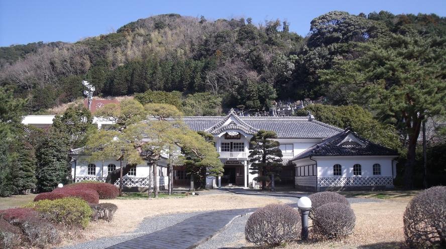松崎町 重要文化財 岩科学校