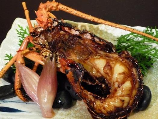 9月から【ちょっと贅沢な1品料理付き】伊勢海老の鬼殻焼き! 1泊2食バイキングプラン!!