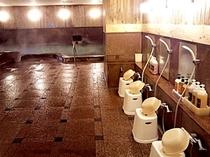 大浴場4洗い場