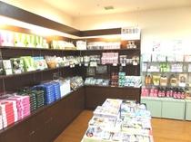 売店(お菓子・シャンプー類)