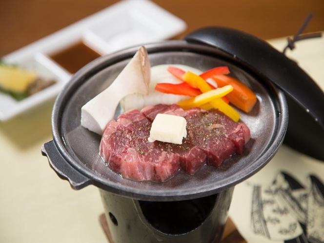 【別注料理】上州牛サーロインステーキ