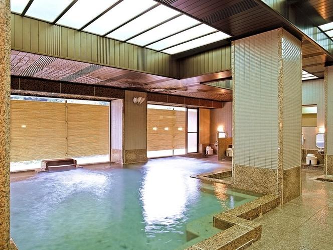 男子大浴場 1