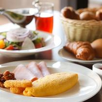 【選べる4種の朝食】洋朝食(イメージ)