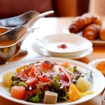 【選べる4種の朝食】サラダセット(イメージ)