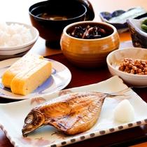 【選べる4種の朝食】和朝食(イメージ)