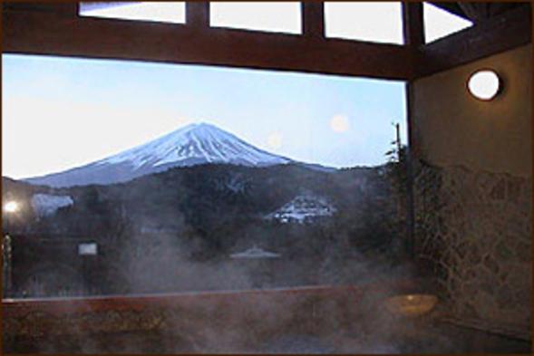 全客室から見える富士山!気軽に素泊まりプラン