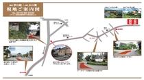 ●来館用簡易地図