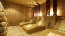 ●大浴場:岩盤浴