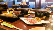 ●お食事処「雲海」木の葉ご膳※お食事一例