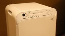 【客室備品】加湿空気清浄機