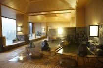 ●大浴場:季の湯(内湯)