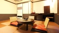 ●客室:和室