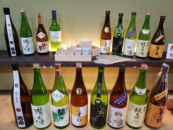 伊賀の地酒