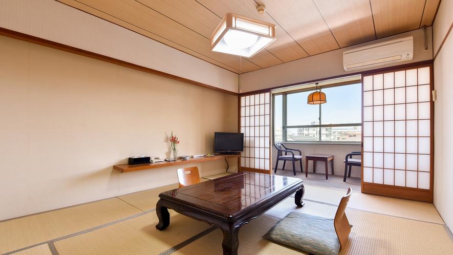 *【客室一例:和室10畳】ファミリー旅行やグループ旅行におススメ!