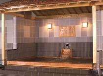 古代ひのき風呂
