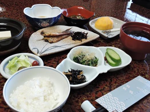【夏休み★10%OFF】朝は日本一おかずに合う「いわふね産コシヒカリ」をご提供 (朝食付)