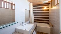 デラックスツインバスルーム一例