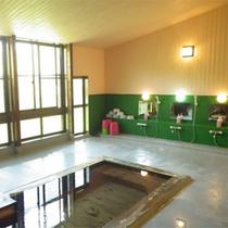 *大浴場一例/青森ひばで造られた浴槽が自慢の天然温泉でお疲れを癒して下さい。
