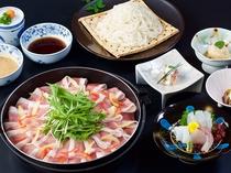 <冬の鍋祭り>大西海豚蒸し焼き鍋