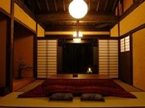【冬】客室