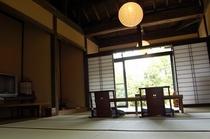 【夏】客室