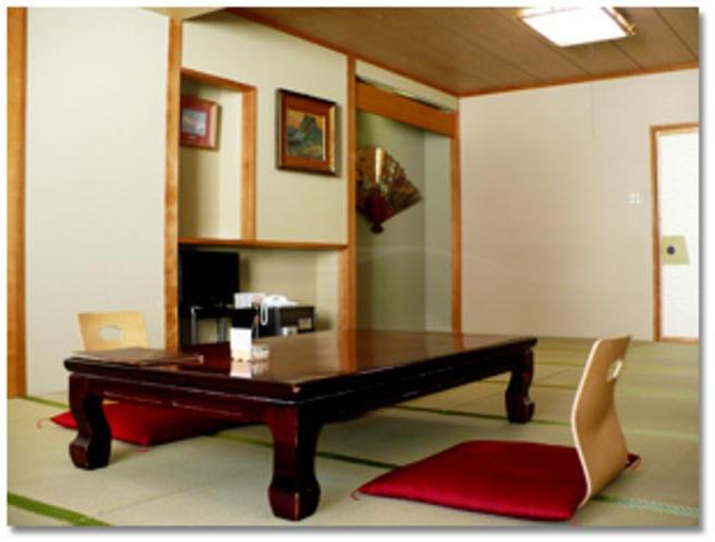 【客室例】ゆったり利用できる和室