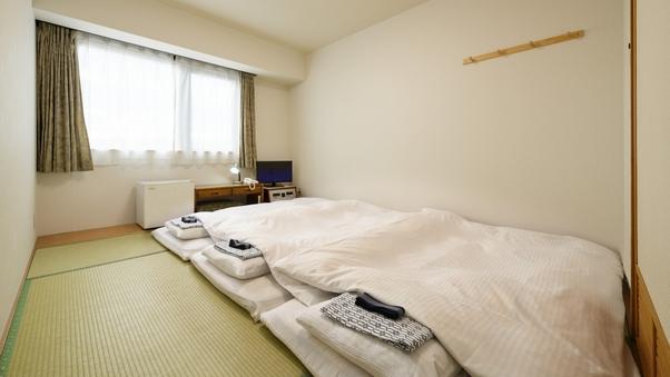 [禁煙]◆イ草の香りが心地よい和室6畳+α◆3名様利用