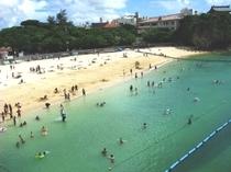 波ノ上ビーチ