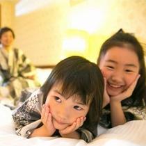 【お子さま歓迎/ご家族旅行】