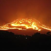 【イベント】扇山火祭り