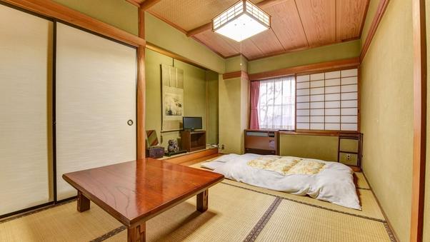 和室8畳【バス・トイレ無】