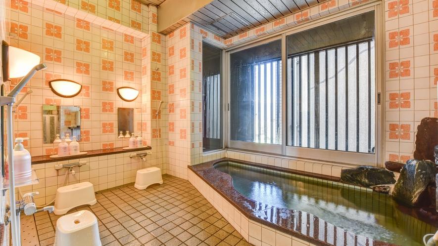 **大浴場 24時までご入浴可能です!