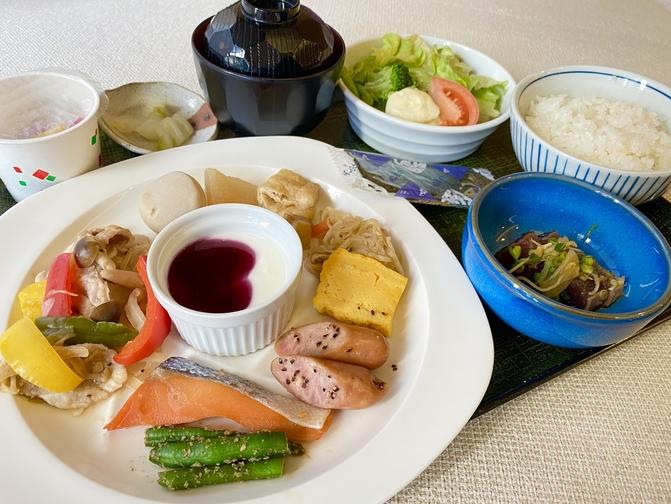 【楽パック限定!】和食膳朝食付きプラン
