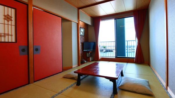 海が見える和室 2〜4名(T付)